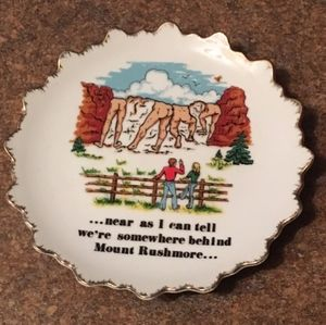 Other - Humorous Decorative Collectible Display Plate